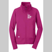 LOE700 - OGIO® ENDURANCE Ladies Fulcrum Full-Zip