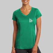 LOE320 OGIO® ENDURANCE Ladies Pulse V-Neck